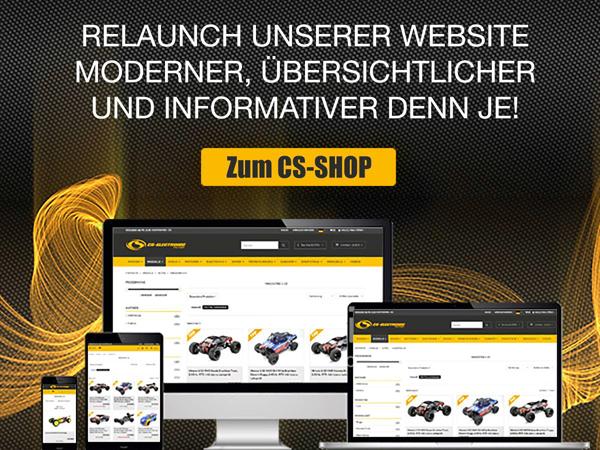 CS Electronic Neuer CS-Shop