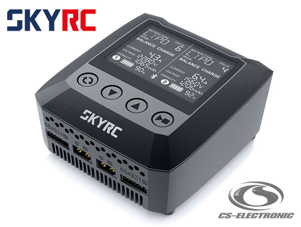 CS Electronic SkyRC Nano B6 Duo Ladegerät LiPo 1-6s