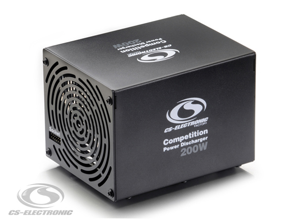 CS Electronic Competition Power Discharger 200W
