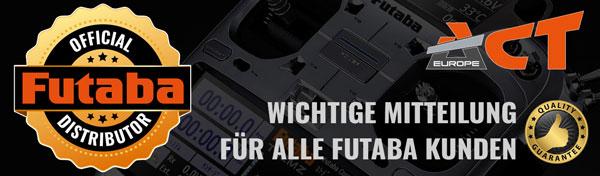 ACT Europe Offizieller FUTABA Distributor