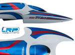 LRP Deep Blue 330 Hydro Racing Boot