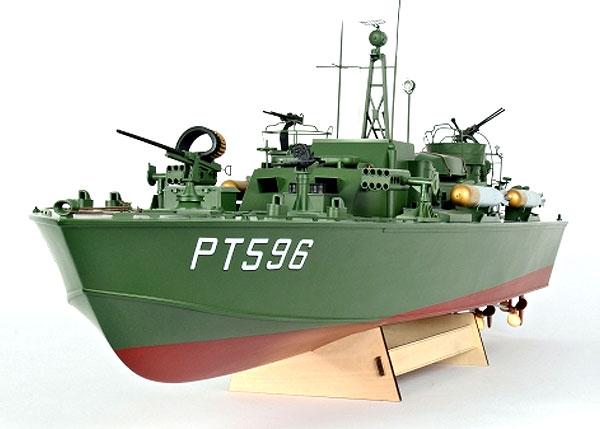 Carson Modelsport R/C Torpedoboot PT596 / ARR