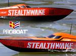 Horizon Hobby Stealthwake23� Deep-V RTR von ProBoat