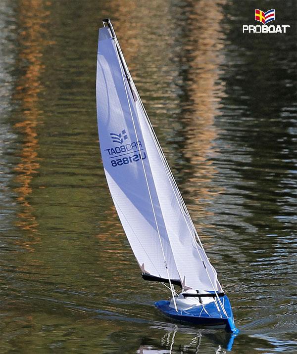 Horizon Hobby Westward 18´ Segelboot V2