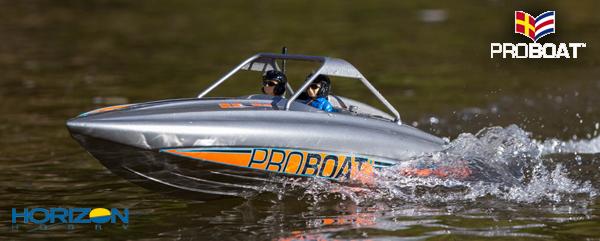 Horizon Hobby PRB 23´ River Jet Boat RTR