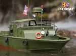 Horizon Hobby 21-inch Alpha Patrol Boat von Pro Boat