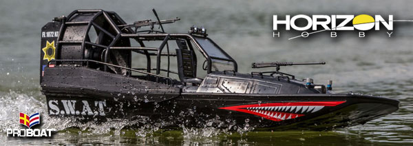 Horizon Hobby Aerotrooper™ 25-inch BL Air Boat RTR