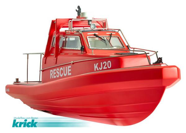 Krick Rescue Jetboot Bausatz