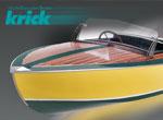 Krick Classic Jet Sportboot ARTR