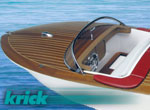 Krick Sexy Lady Sportboot GFK