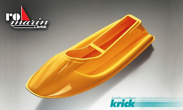 Krick Sea-Jet Rumpf
