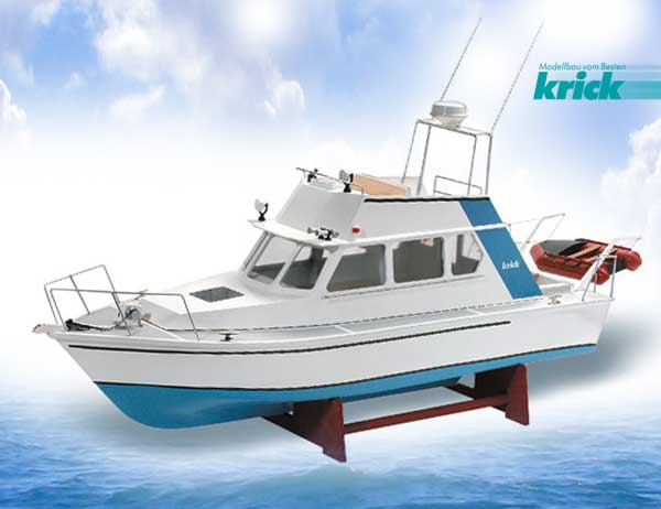Krick Motoryacht Lisa M. Kit