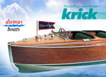 Krick Chris-Craft Barrel Back 1940