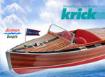 Krick Chris-Craft Sportboot 24 ft. 1930