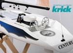 Krick Century 750 RTR Segelschiff