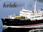 Krick MS Finnmarken 1:60 Bausatz