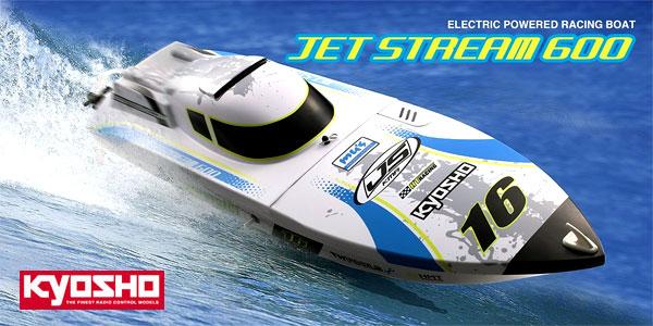 Kyosho Europe Jet Stream 600 EP Type2