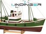 Lindinger Modellbau ROBBE ELCANO II Fischkutter 1:25