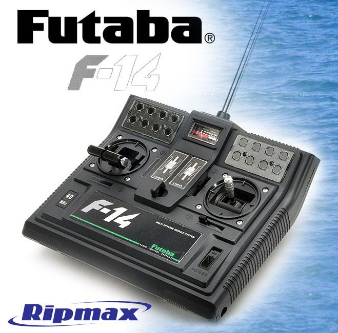 Ripmax FUTABA F-14 Navy