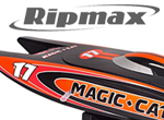 Ripmax Magic Cat V4 RTR Rennboot