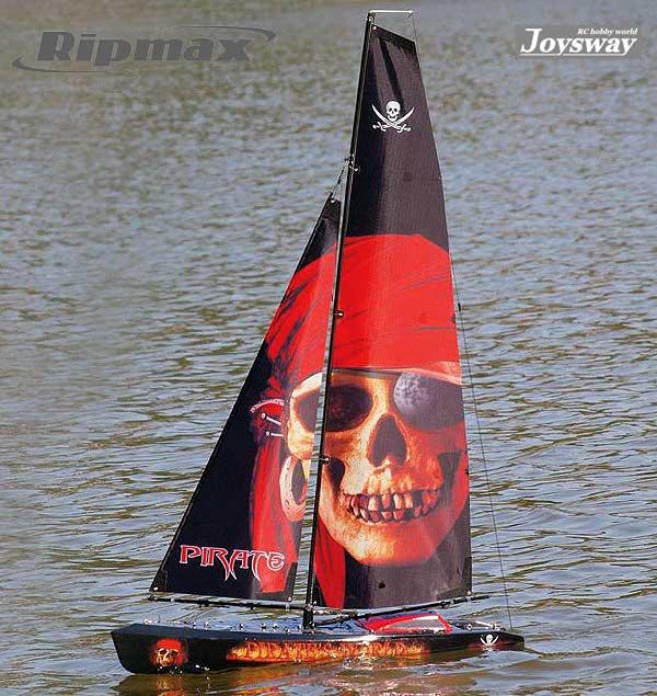 Ripmax Pirate Segelyacht RTR 2.4GHz